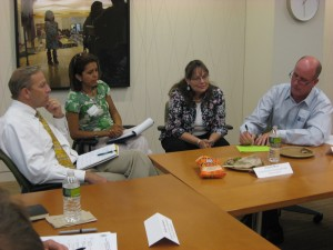 Roundtable on Workforce Literacy Photo
